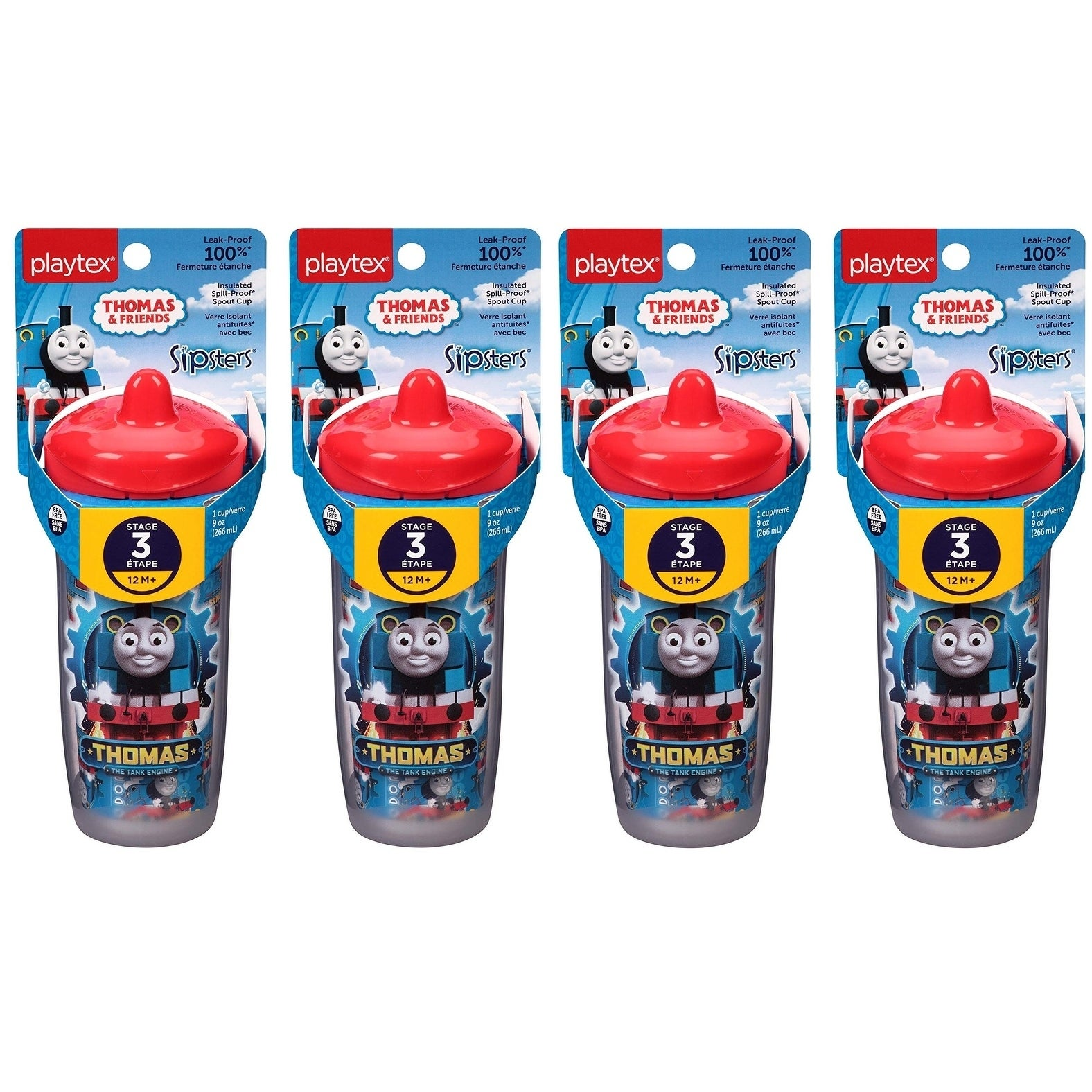 Thomas The Train Sippy Cup Stage 3 Spill Proof Leak Proof Break Proof Toddler