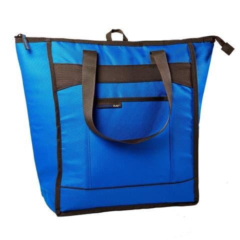 Rachael Ray ChillOut Thermal Tote Bag, Blue
