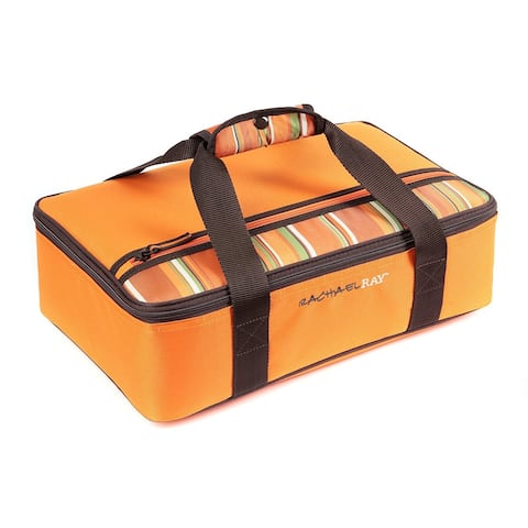 "Rachael Ray Lasagna Lugger for 9""x13"" Baking Dishes, Orange"
