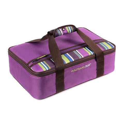 "Rachael Ray Lasagna Lugger for 9""x13"" Baking Dishes, Purple"