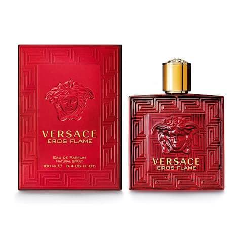 Versace Eros Flame for Men Eau de Parfum Spray 3.4 oz