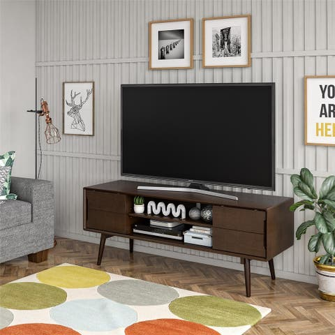 Novogratz Brittany TV Stand for TVs up to 55 inches
