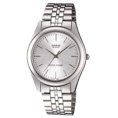 Casio Men's MTP-1129A-7A 'Casual' Stainless Steel Watch