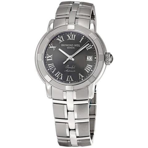 Raymond Weil Men's 2841-ST-00608 'Parsifal' Automatic Stainless Steel Watch