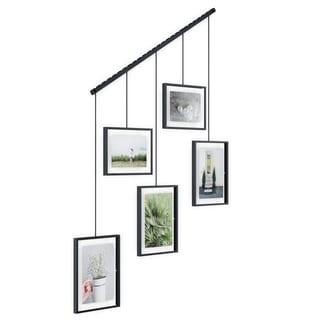 Porch & Den Lundgren Black Photo Display