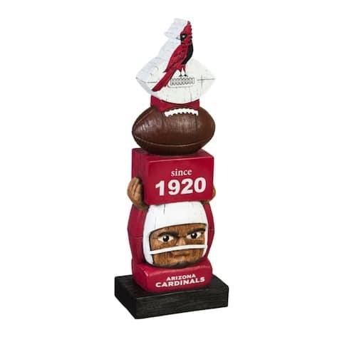 NFL 16-inch Vintage Team Tiki Totem