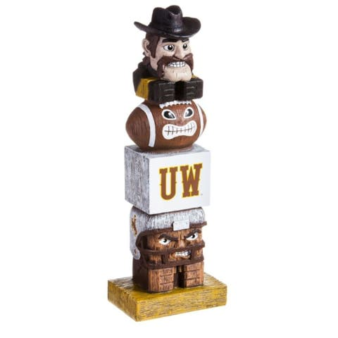 NCAA 16-inch Team Tiki Totem