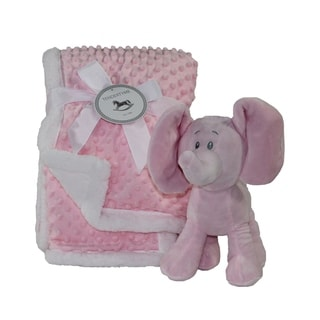 Link to Popcorn Plush Baby Blanket Gift Set Similar Items in Gift Sets