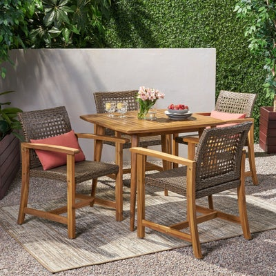 Rustic Outdoor Dining Sets