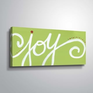 ArtWall Joy Gallery Wrapped Canvas