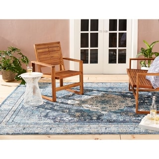 Nicole Miller Patio Starlight Willow Area Rug