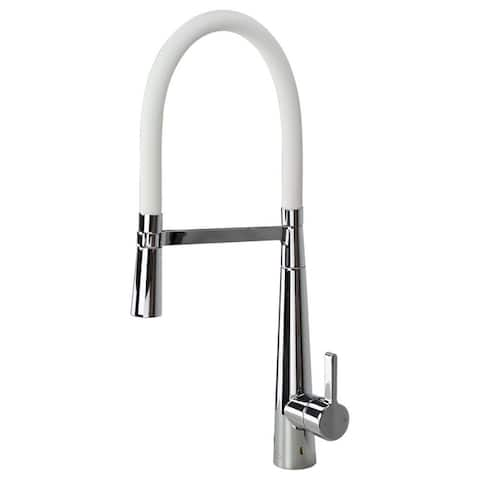 """Transolid Bell'arte 1.8GPM Pull Down Kitchen Faucet - 2"""" x 7.88"""" x 21.06"""""""