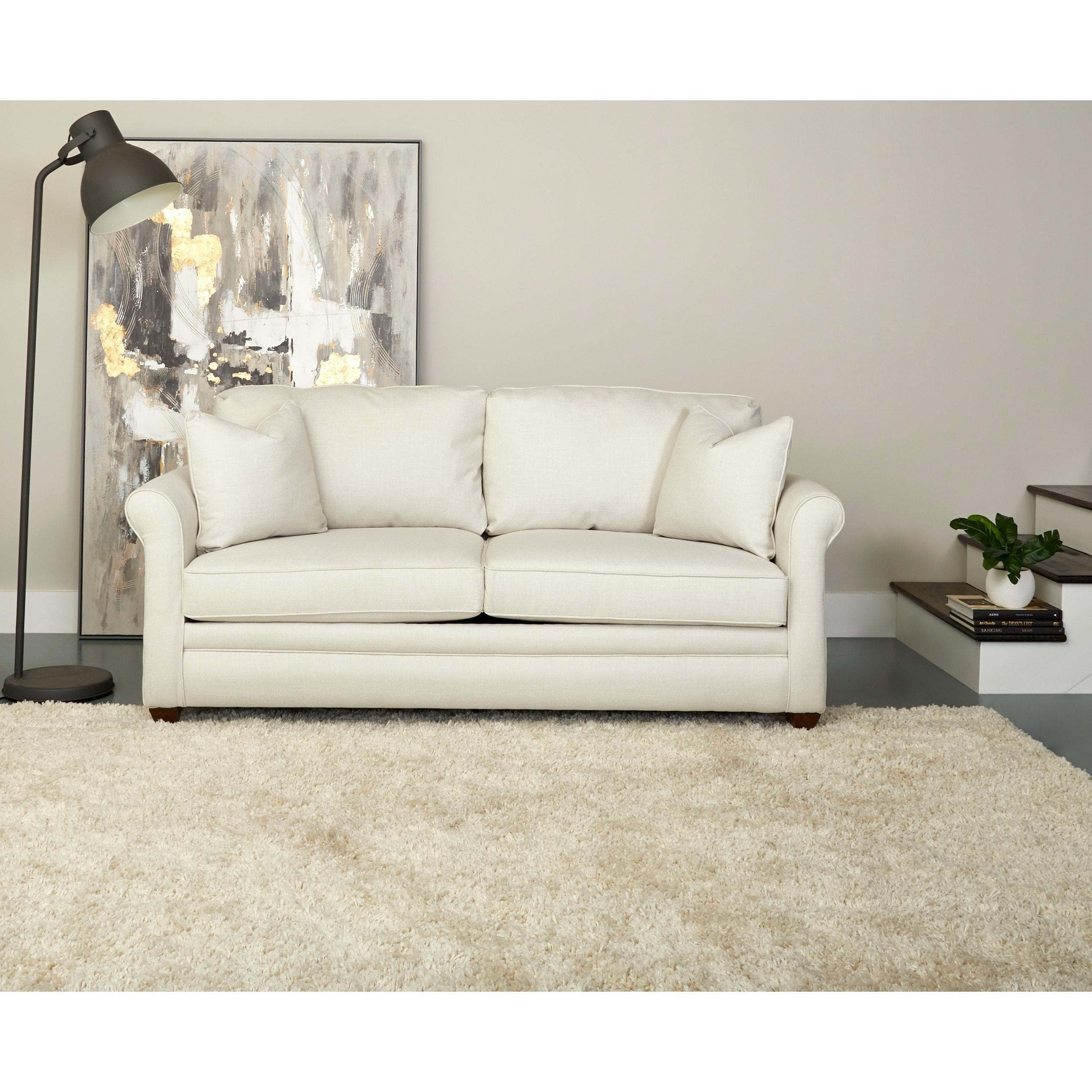 - Shop Dalton Sleeper Sofa, Queen-size - Overstock - 29158916