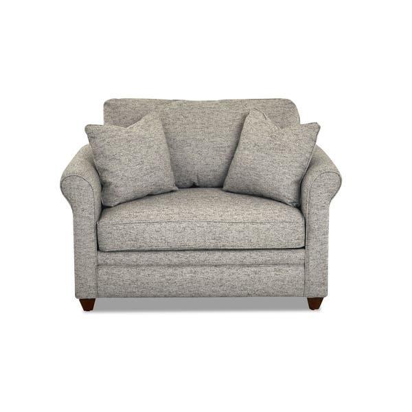Stupendous Shop Dalton Oversized Chair Sleeper Twin Size Free Lamtechconsult Wood Chair Design Ideas Lamtechconsultcom