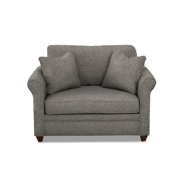 Amazing Shop Dalton Oversized Chair Sleeper Twin Size Free Short Links Chair Design For Home Short Linksinfo