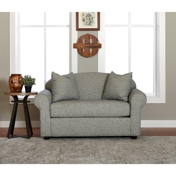 Astounding Shop Payton Oversized Chair Sleeper Twin Size Free Short Links Chair Design For Home Short Linksinfo