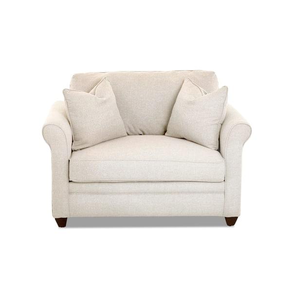 Phenomenal Shop Dalton Oversized Chair Sleeper Twin Size Free Lamtechconsult Wood Chair Design Ideas Lamtechconsultcom