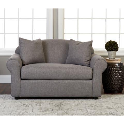 Payton Oversized Chair Sleeper, Twin-size