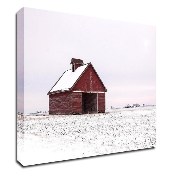 Shop Central Illinois Barn By David Hammond , Print On