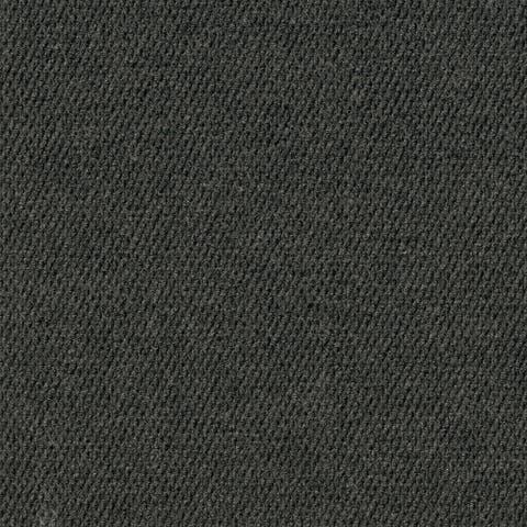 "4urFloor 18""X18"" Hobnail Carpet Tile Black Ice (36sqft)"