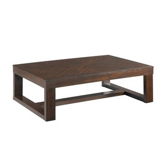 Picket House Furnishings Drew Rectangle Coffee Table