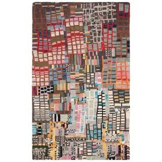 Safavieh Handmade Aspen Ellada Bohemian & Eclectic Tribal Wool Rug