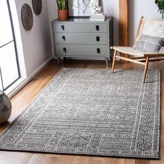 Safavieh Handmade Abstract Kalinka Modern & Contemporary Wool Rug