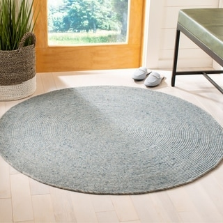 Safavieh Handmade Braided Arja Country Wool Rug