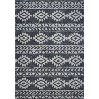 LaDole Rugs Shaggy Soft Area Rug Carpet Tapis For Living Room Bedroom