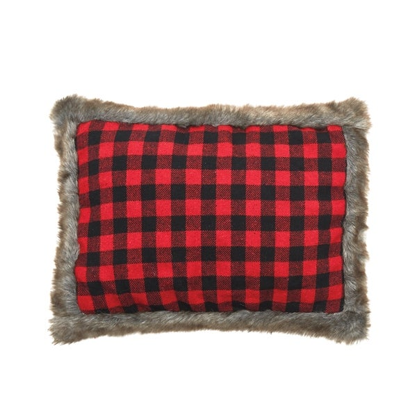 Buffalo Check Decorative Accent Throw Pillow. Opens flyout.