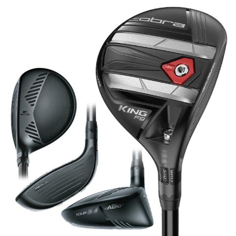 Cobra King F9 Speedback Tour Fairway Wood - Satin Black