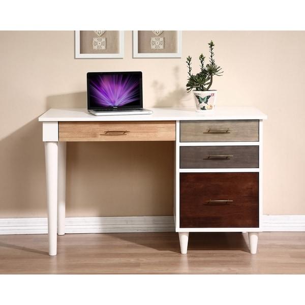 Carson Carrington Chrisitan 3-drawer Writing Desk