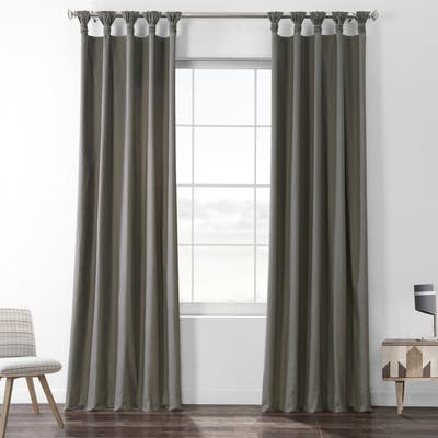 Grey 108 Inches Curtains D Online At