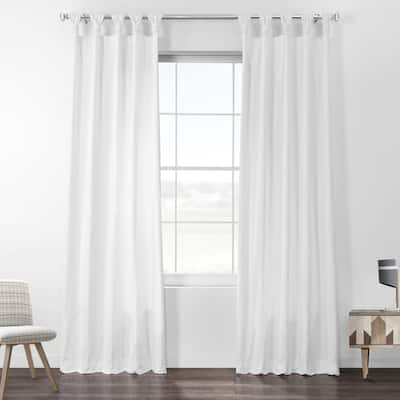 White 108 Inches Curtains D Online At
