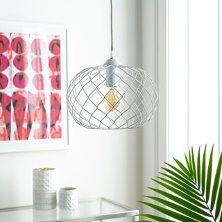 Moxee Contemporary Monochromatic 1-light Pendant
