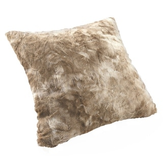 Carbon Loft Huntley Faux Fur Cushion Cover