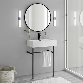 """Claire 24"""" Console Sink"""