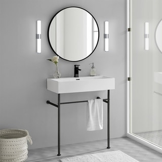 """Claire 30"""" Console Sink"""