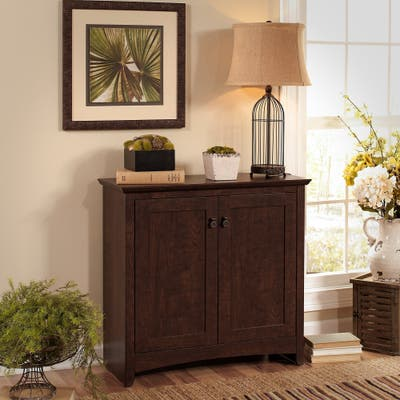 Copper Grove Small Storage Cabinet with Doors