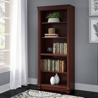 Copper Grove 5 Shelf Bookcase