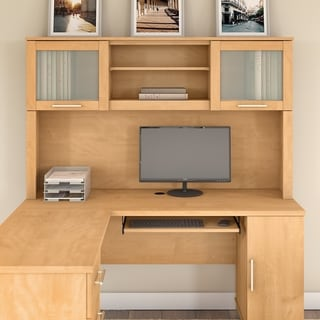 Strick & Bolton 60W Hutch for L Shaped Desk
