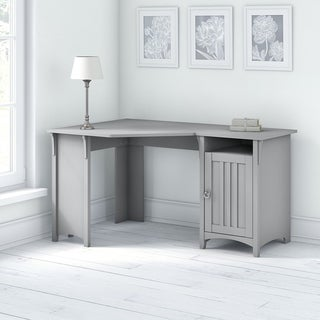 The Gray Barn Corner Desk with Storage