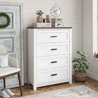 Avenue Greene Westerville 4 Drawer Dresser