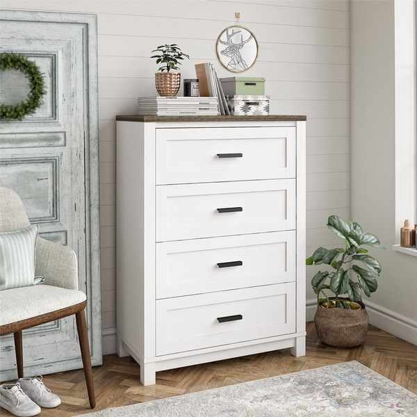 Avenue Greene Westerville 4 Drawer Dresser