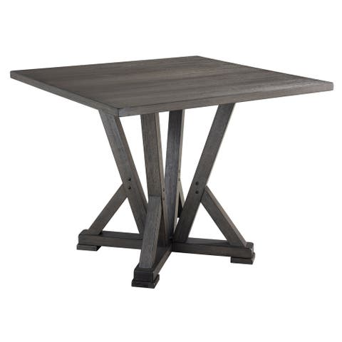 The Gray Barn Dairy Air Counter Height Dining Table - 45 x 36H