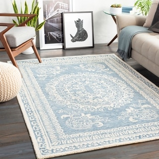Copper Grove Zutphen Handmade Traditional Area Rug