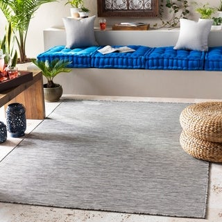 Sabine Indoor / Outdoor Heathered Area Rug