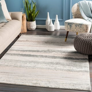 Brittany Abstract Stripe Area Rug