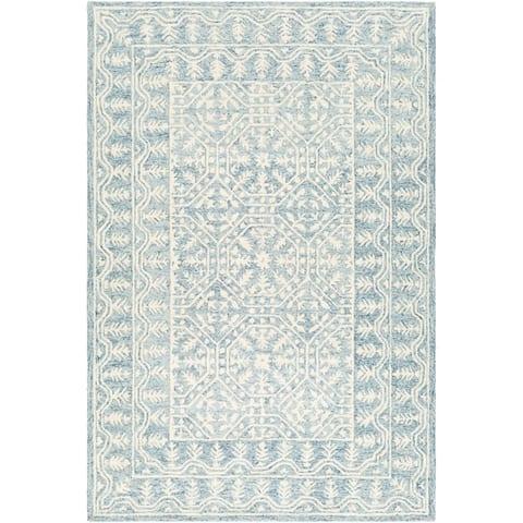 Maldini Handmade Tribal Wool Area Rug