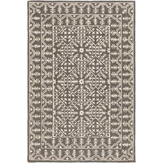 Maldini Handmade Tribal Wool Area Rug